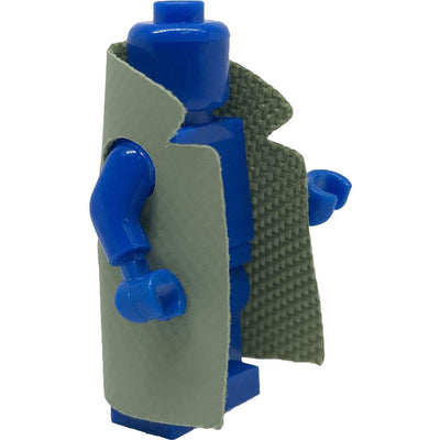 Minifig Reversible Green Coat - Clothing