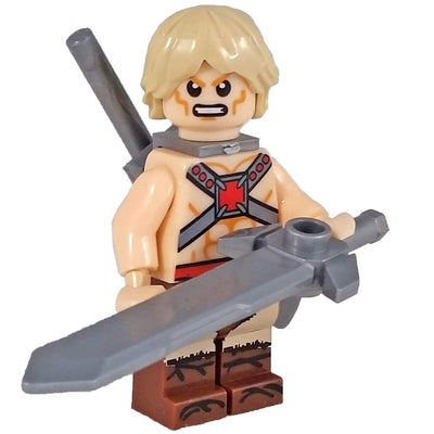 Minifig HE-MAN-Brick Forces