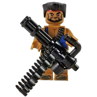 Minifig Heavy-Brick Forces