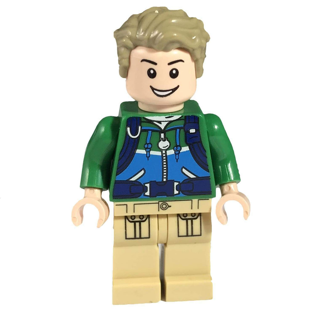 Minifig Hiker - Minifigs