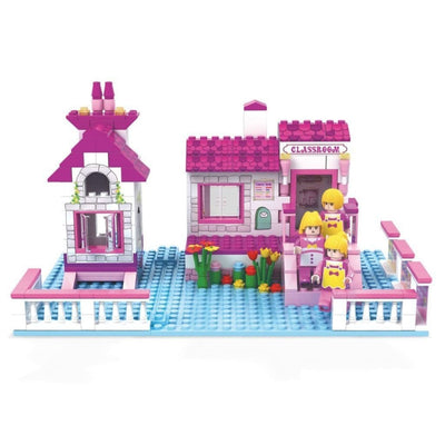 Minifig Imagine Classroom Set (248 Pieces) - Buildings