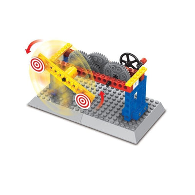 Minifig Ingenius Axial Gears Set (44 Pieces) - Sets