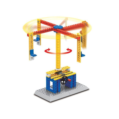 Minifig Ingenius Rotors and Seesaw Set (94 Pieces) - Sets