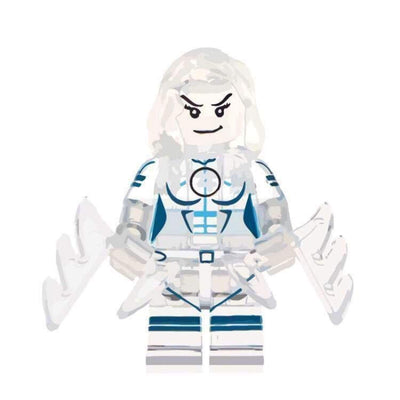 Minifig Invisible Woman - Minifigs
