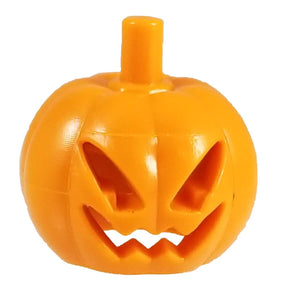Minifig Jack-o-lantern or Pumpkin Head - Accessories