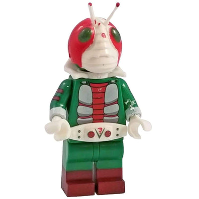 Minifig Kamen Rider Showa-Brick Forces