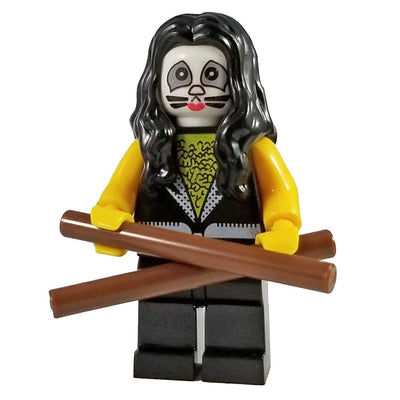 Minifig KISS Rock Band Musician Eric-Brick Forces