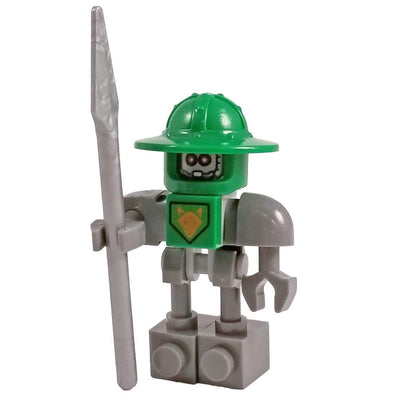 Minifig Knight Aaronbot-Brick Forces