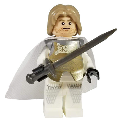 Minifig Knight Jaime-Brick Forces