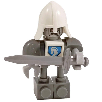 Minifig Knight Lancebot-Brick Forces