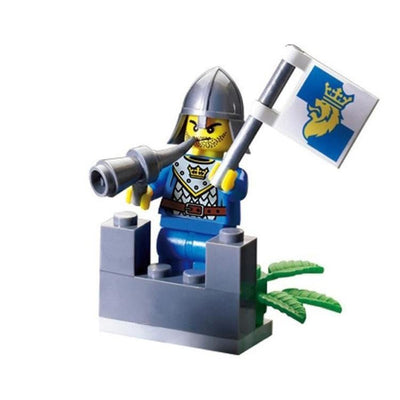 Minifig Knights Bugler - Sets