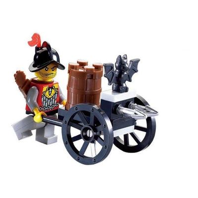 Minifig Knights Handcart - Sets