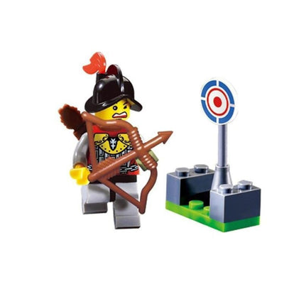 Minifig Knights Shooting Range - Sets