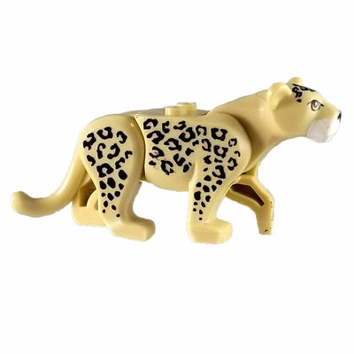 Minifig Leopard - Animals