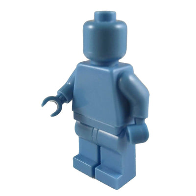 Minifig LIGHT BLUE - Minifigs