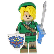 Minifig Link-Brick Forces