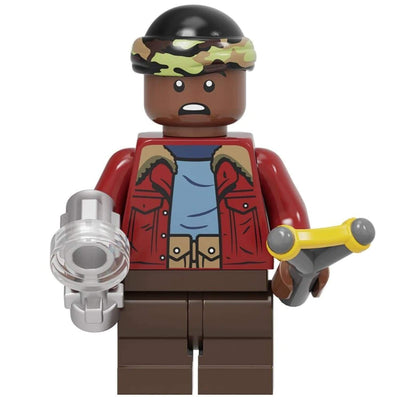 Minifig Lucas S. - Minifigs