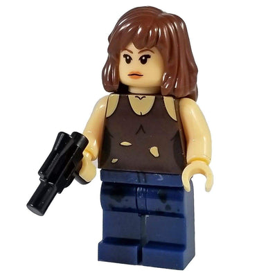 Minifig Maggie - Minifigs