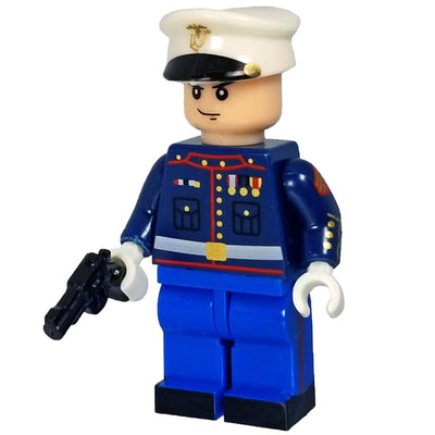 Minifig Marine Corporal - Minifigs