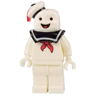 Minifig Marshmallow Man-Brick Forces