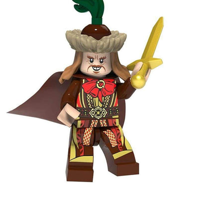 Minifig Master of Lake-town-Brick Forces
