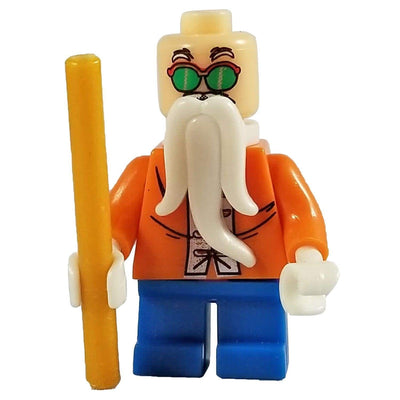 Minifig Roshi - Minifigs
