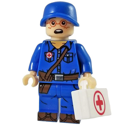 Minifig Medic-Brick Forces