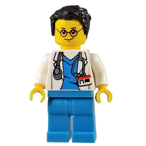 Minifig Medical Doctor - Minifigs