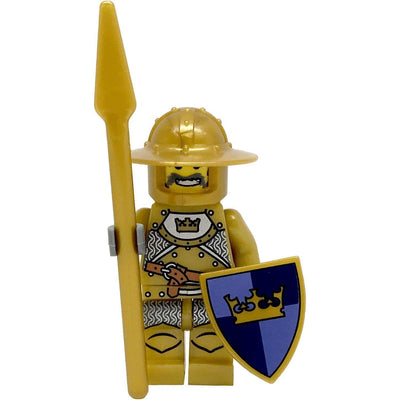 Minifig Medieval Knight Arley - Minifigs