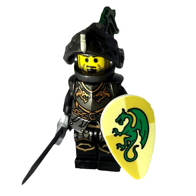 Minifig Medieval Knight Kelton-Brick Forces
