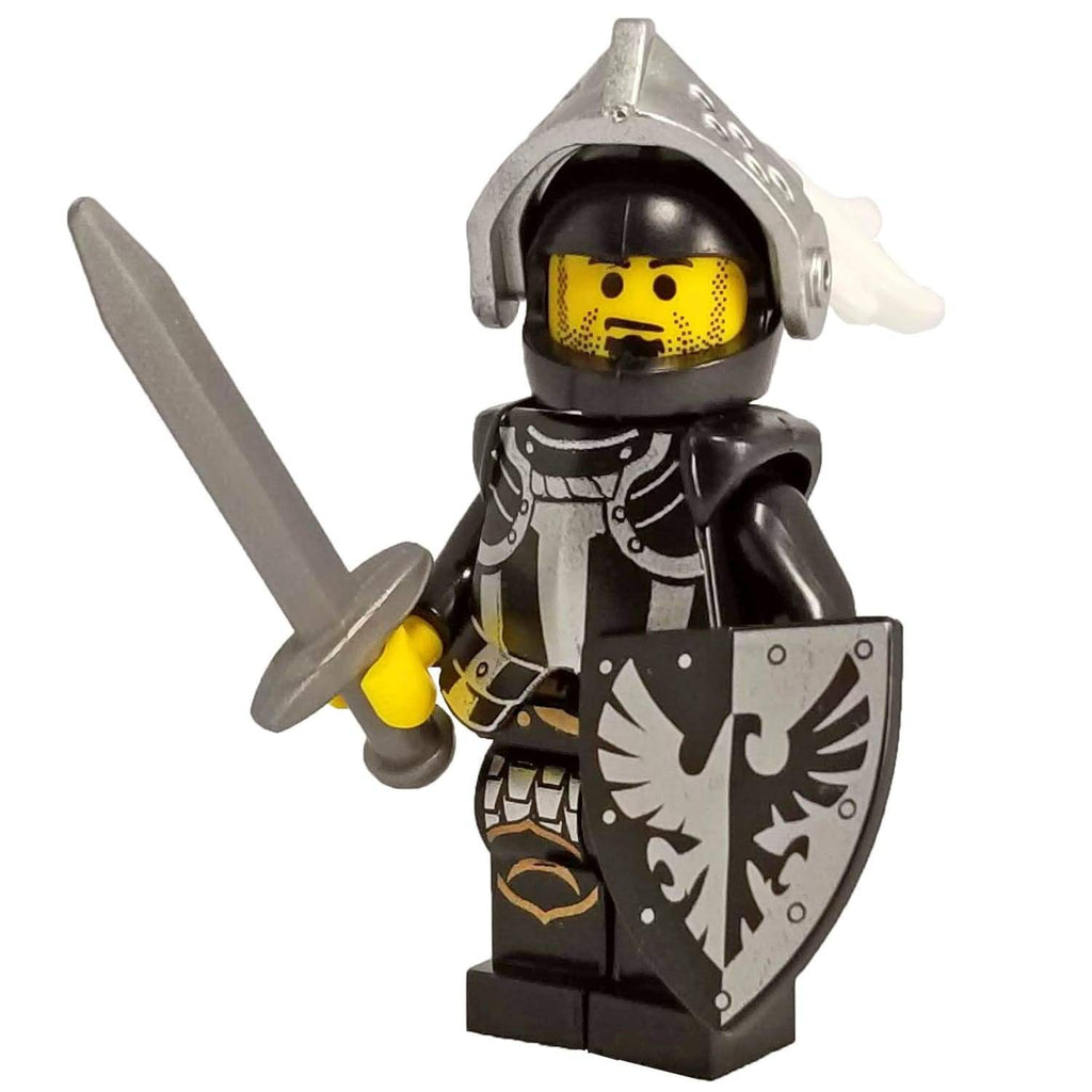 Minifig Medieval Knight Krush - Minifigs