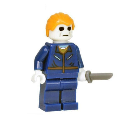 Minifig Michael Myers-Brick Forces