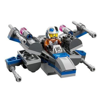 Minifig Microfighter Resistance Fighter - Vehicles