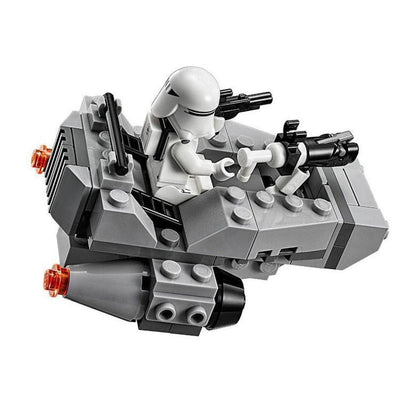 Minifig Microfighter Speeder - Vehicles