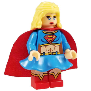 Minifig Mighty Girl v2 - Minifigs