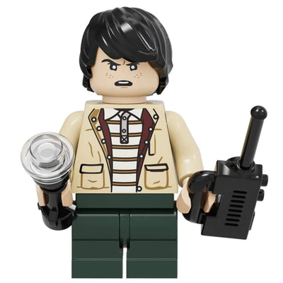 Minifig Mike W. - Minifigs