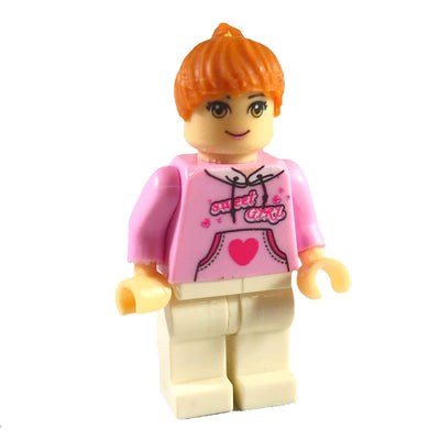 Minifig Mindy-Brick Forces