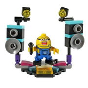 Minifig Minion Singing - Minifigs