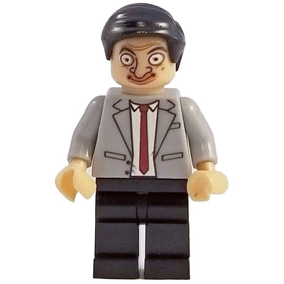 Minifig Mr. Bean 2 - Minifigs