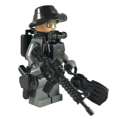 Minifig Navy SEAL-Brick Forces