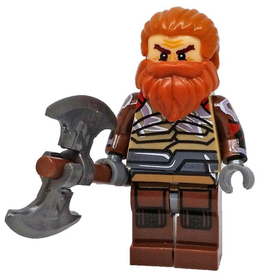 Minifig Norse Mythology Volstagg-Brick Forces