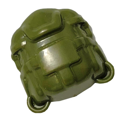 Minifig OD Green Military Backpack - Backpack