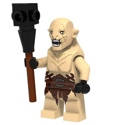 Minifig Orc Azog-Brick Forces