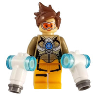 Minifig Overwatch Tracer - Minifigs