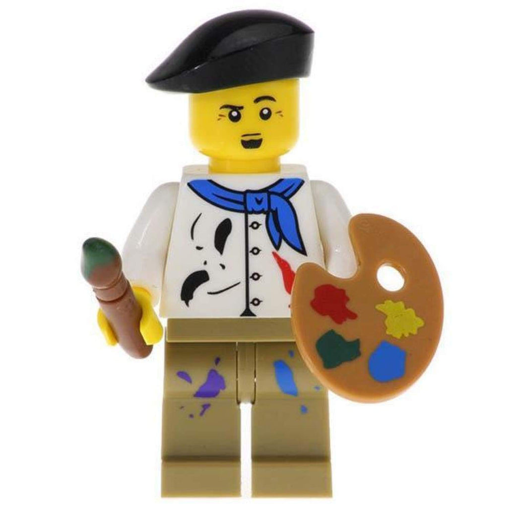 Minifig Pablo Picasso - Minifigs