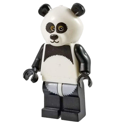 Minifig Panda Man-Brick Forces