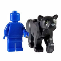 Minifig Panther - Animals