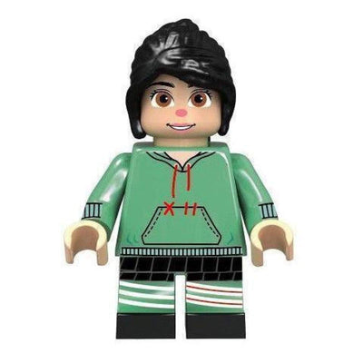 Minifig Penelope - Minifigs