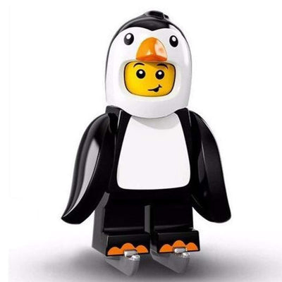 Minifig Penguin Suit Guy - Minifigs