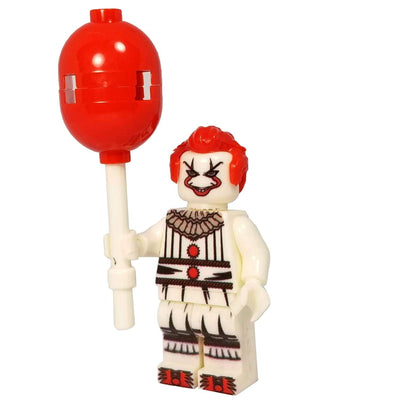 Minifig Pennywise - Minifigs